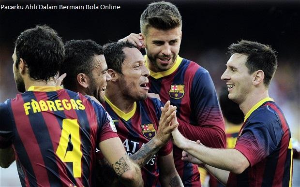 Pacarku Ahli Dalam Bermain Bola Online