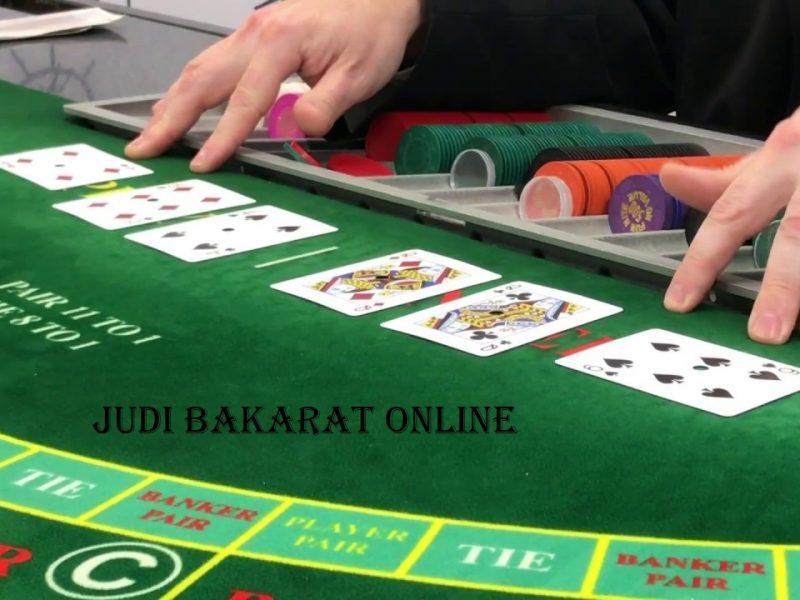Trik Menang Judi Bakarat Online
