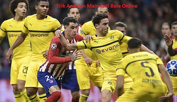 Trik Andalan Main Judi Bola Online