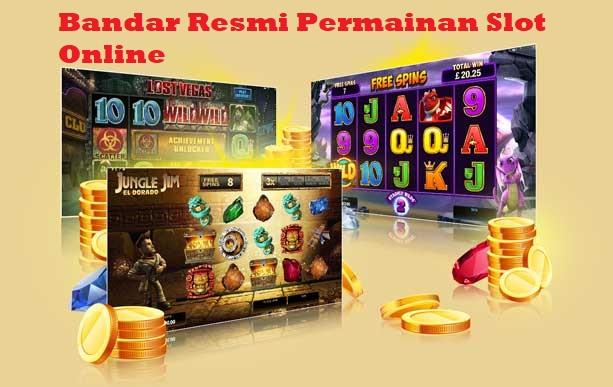 Bandar Resmi Permainan Slot Online
