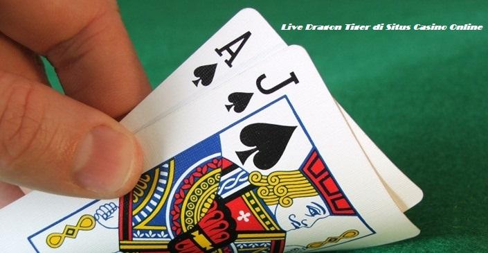 Live Dragon Tiger di Situs Casino Online